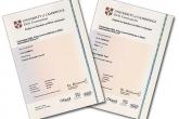 Международный Кембриджский экзамен FCE на «отлично»!