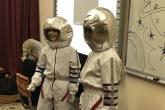 Ученики начальных классов Британского лицея защищали свои проекты