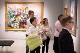 В Музее русского импрессионизма