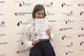Ученица Лингвистической школы – лучшая в номинации «Устная речь»!