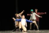 Играем «Оливера Твиста» на сцене Театра Джигарханяна