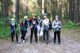 Членам команды Лингвистической школы по спортивному туризму присвоены спортивные разряды