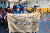 Лингвистическая школа – участник соревнований по спортивному туризму