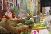 Индейка от шеф-повара в День благодарения
